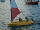 Sailing Fun in St. John